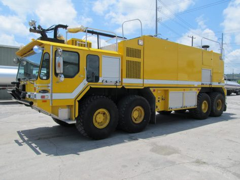 used fire truck for sale