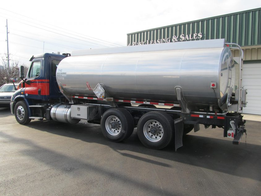 buy used petroleum truck