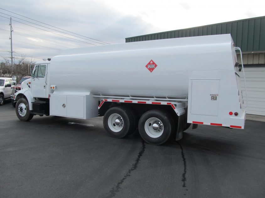 used fuel delivery truck