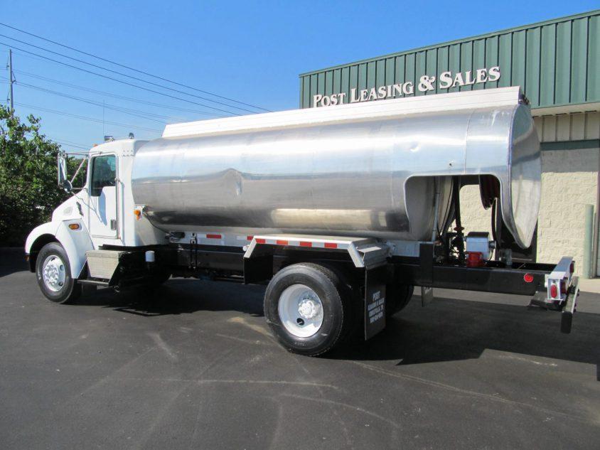 used petroleum trucks