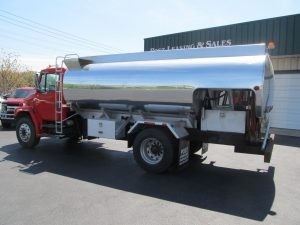sell used fuel trucks
