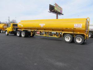 used isometrics tanker trailer