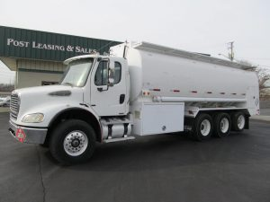 fuel tanker truck for sale