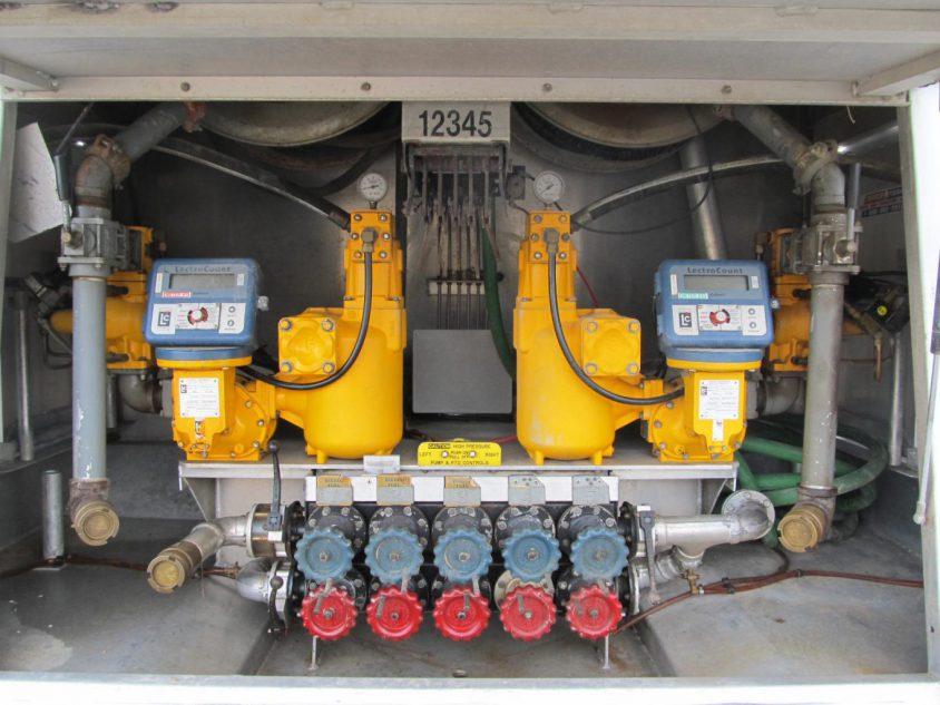 buy used waste oil truck