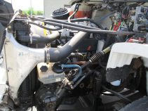 used fuel transport truck