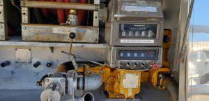 rent tandem axle fuel truck