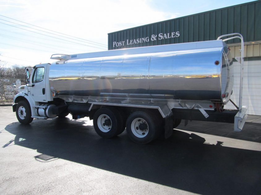 used heating oil truck for sale