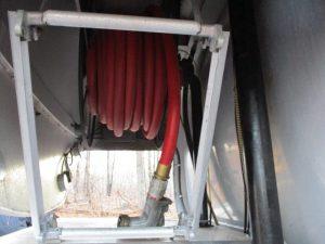heating oil truck