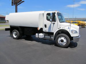 oil trucks