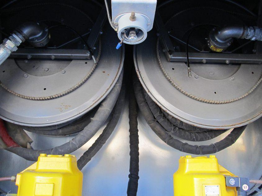 fuel transport trucks