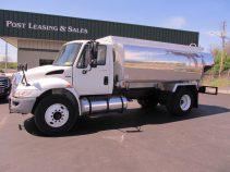 waste oil trucks for sale
