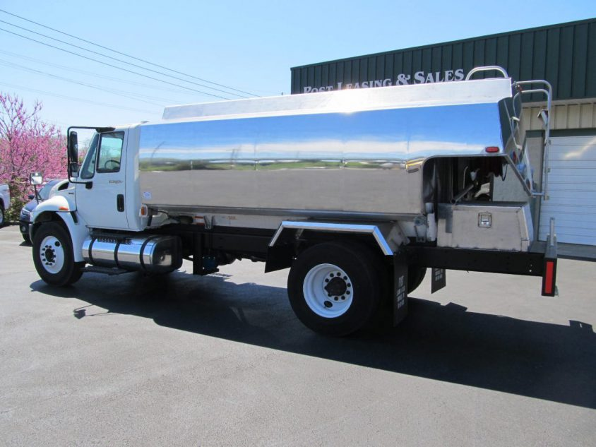 buy fuel truck