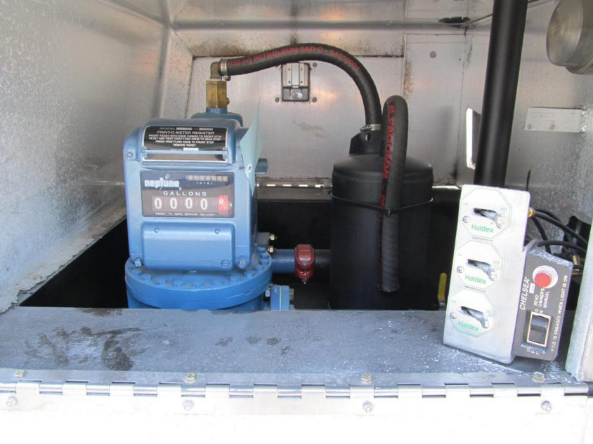 lube oil truck for sale