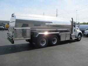used lube trucks