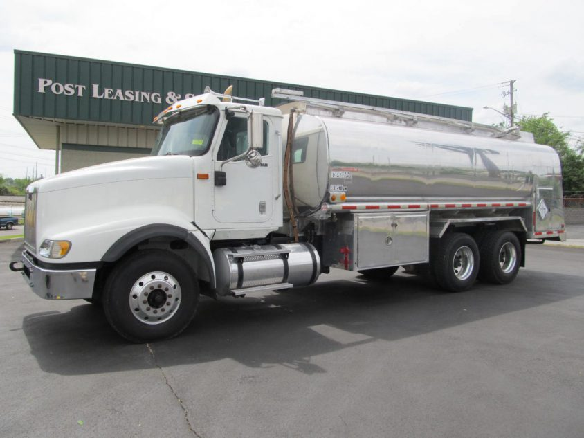 used fuel trucks