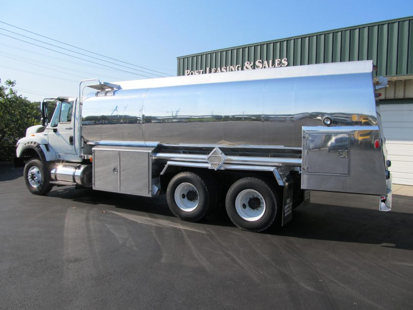 buy used tanker truck