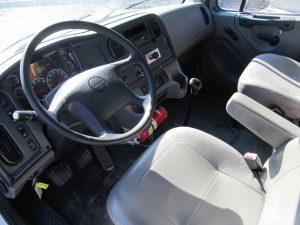 buy used single axle fuel truck