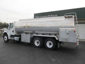 buy used lube oil trucks
