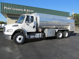 used fuel truc