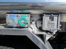 waste oil truck