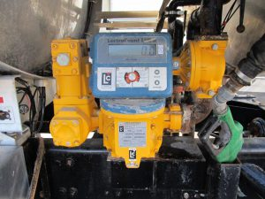 used waste oil truck