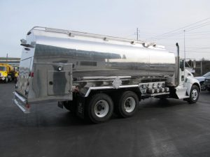 waste oil truck for sale