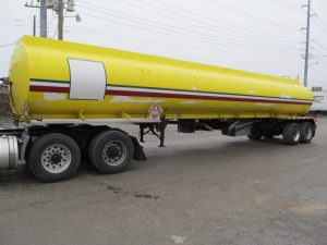 buy used tanker trailer