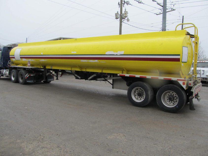 used heil tanker trailer for sale