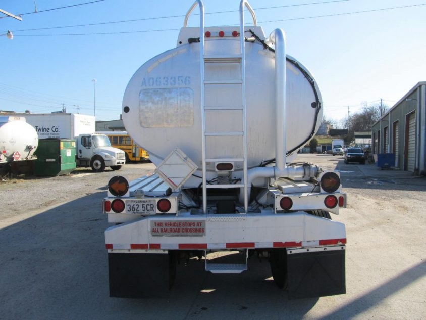 buy aluminum tanker trailers