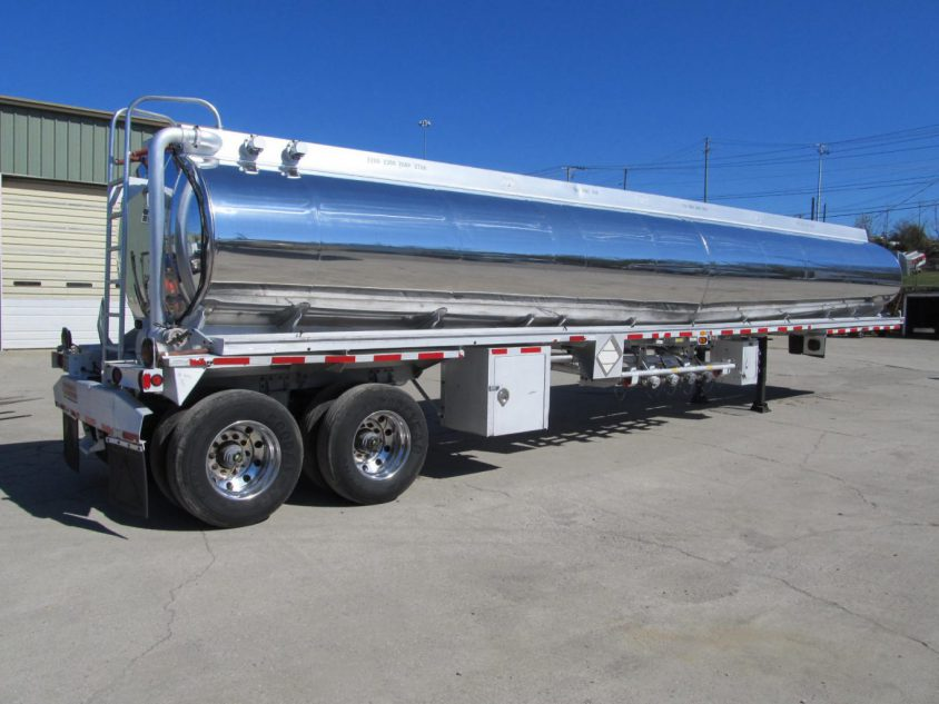used tanker trailer for sale