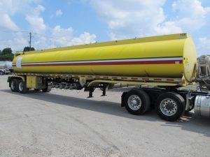 aluminum tanker trailer for sale