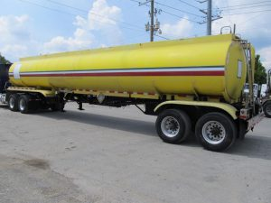 tandem axle tanker trailer for sale