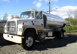 fuel truck for sale