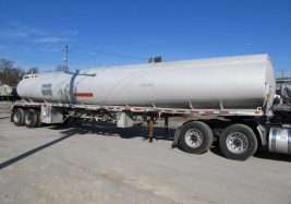 used heil trailer