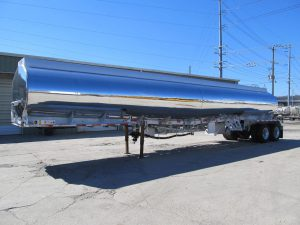 buy used heil tanker trailer