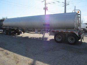 used aluminum tanker trailer for sale