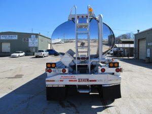 buy aluminum tanker trailer