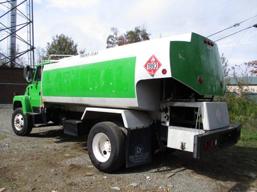 buy used petroleum truck