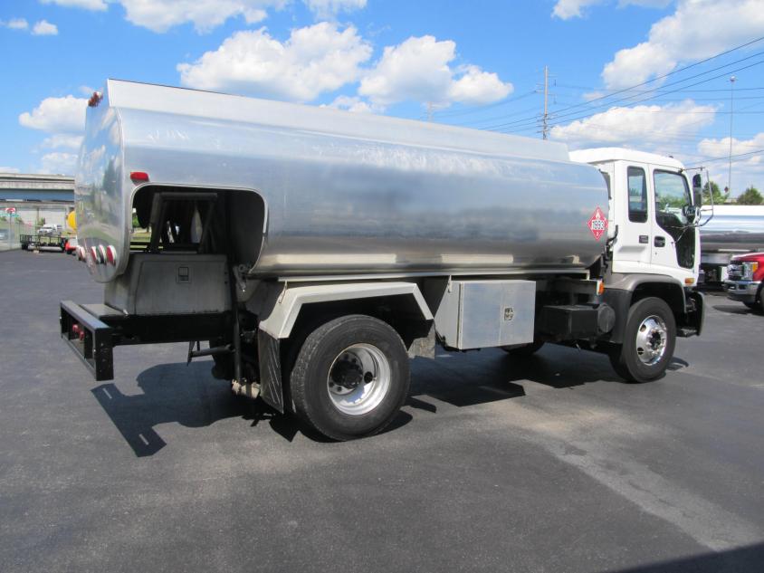 oil trucks for sale