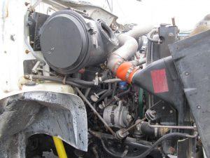 dual pump tandem axle fuel delivery truck