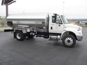 buy used fuel delivery trucks