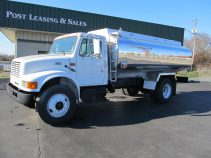 buy used lube oil trucks