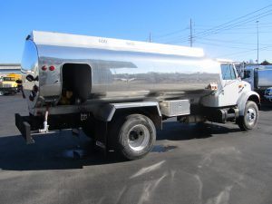 lube oil trucks for sale