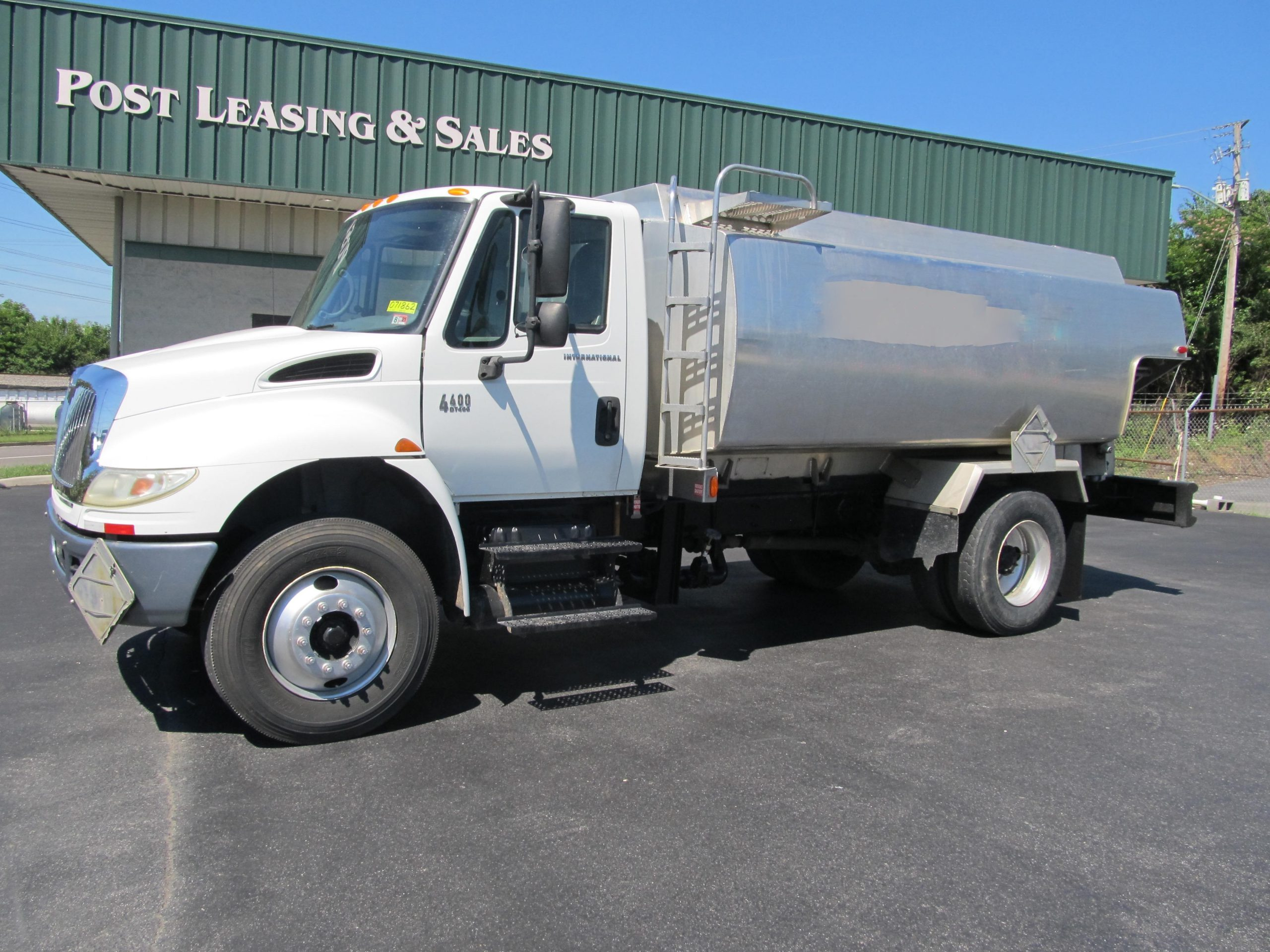 used fuel truck for sale 071862