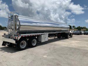 used heil tanker trailer