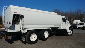 white international fuel truck for sale