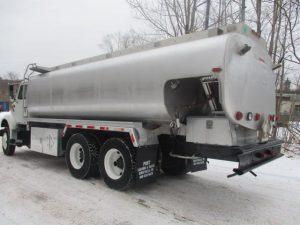 buy waste oil truck