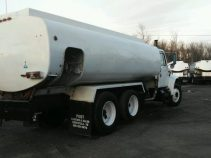 used lube oil truck for sale