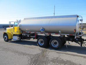 gasoline truck for sale