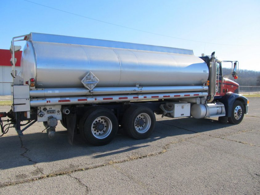 used petroleum truck